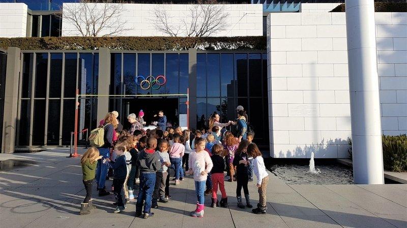 Lausanne: le Musée Olympique a profité des JOJ