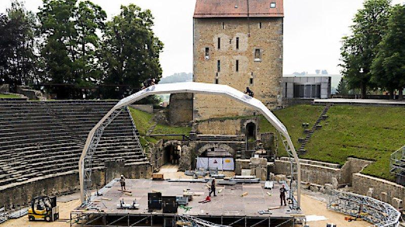 Vaud: après 24 ans de festival, Avenches Opéra déclare faillite