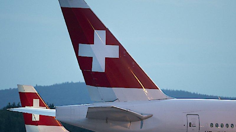 Coronavirus: le cas suspect sur un avion de Swiss avait une simple grippe, alerte levée à Zurich-Kloten