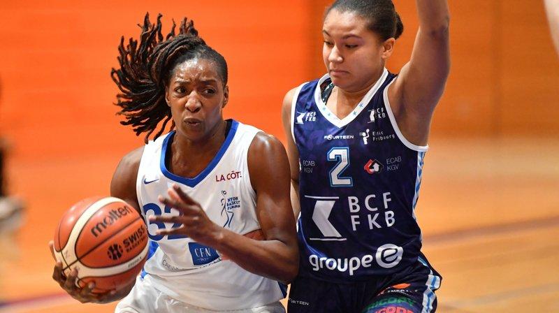Un départ et une arrivée au Nyon Basket Féminin