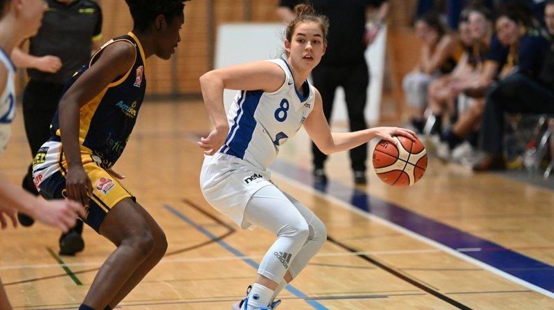 Le Nyon Basket Féminin retrouve le chemin du succès face à Riva