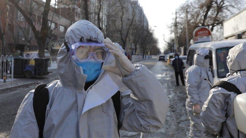 Coronavirus: le bilan en Chine s'alourdit à 1770 morts, des experts se réunissent à Pékin