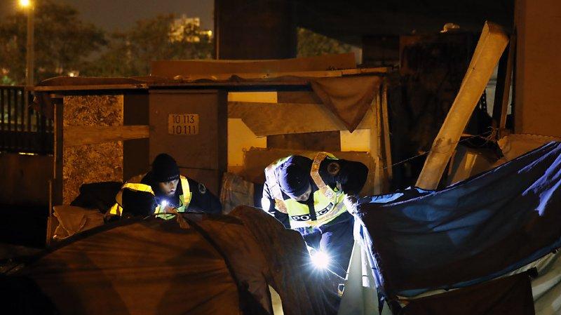 Cette évacuation s'inscrit dans la continuité des mesures prises par le ministre de l'Intérieur Christophe Castaner.