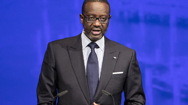 Banques: le patron de Credit Suisse Tidjane Thiam démissionne