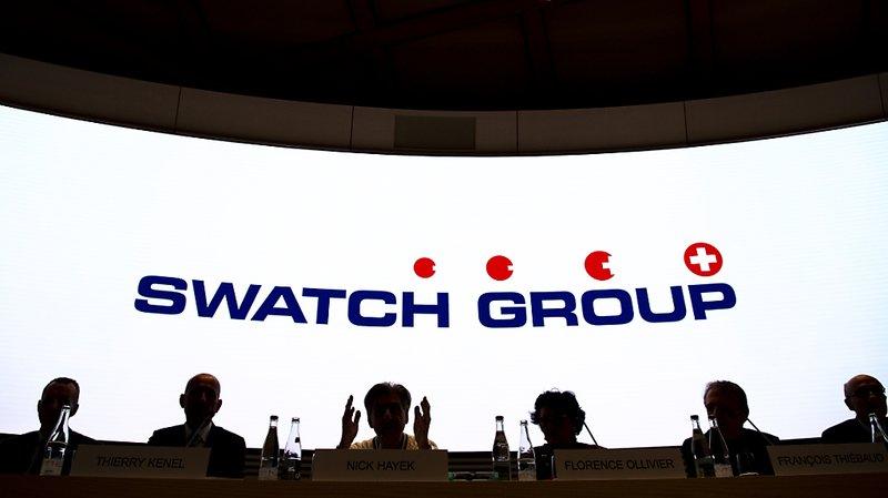 Swatch Group: le bénéfice net a plongé en 2019