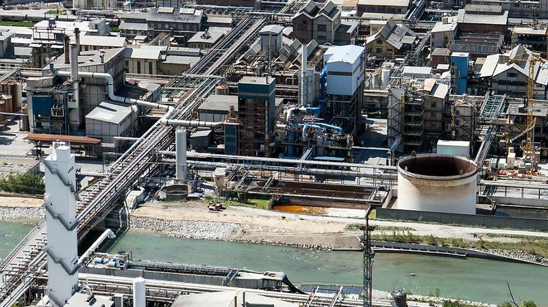 Valais: un employé de Lonza a été retrouvé mort après une fuite de gaz à Viège