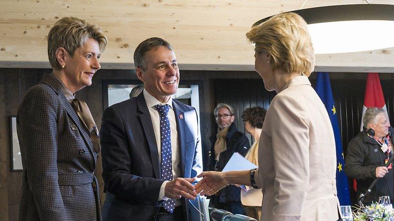 Suisse - Etats-Unis: pour Ignazio Cassis, un accord de libre-échange est possible en 2020