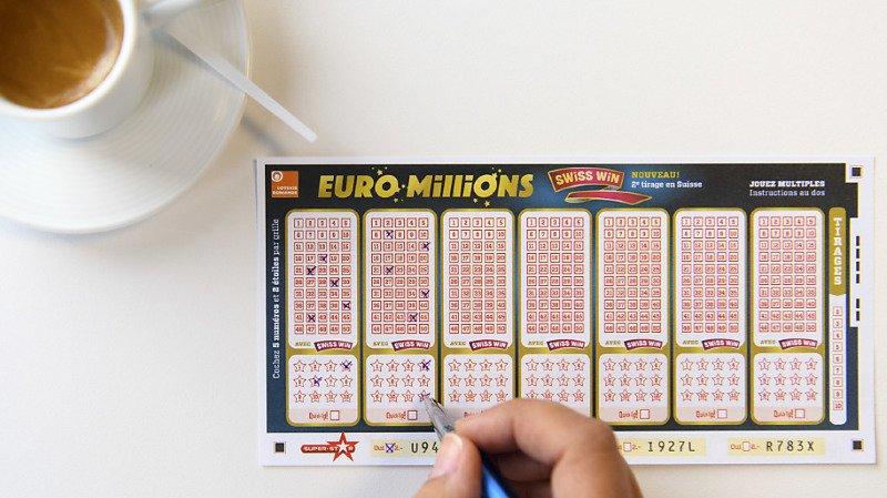 La Saint-Valentin n'a pas porté chance aux joueurs de l'Euro Milions (archives).