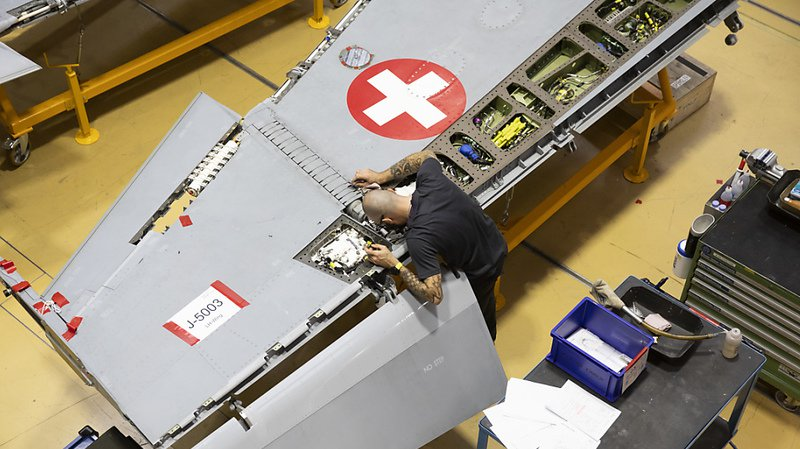 Les travaux de contrôle sur les F/A-18 touchés par des fissures sont terminés.