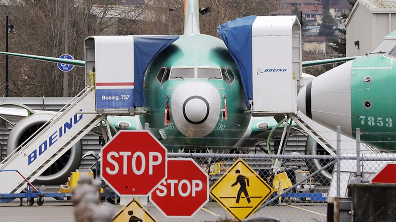 Boeing 737 MAX: un nouveau problème de logiciel détecté
