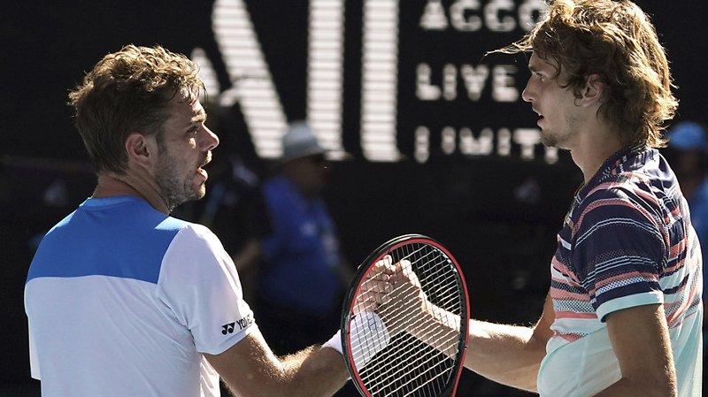 Tennis: Wawrinka éliminé de l'Open d'Australie en quart de finale