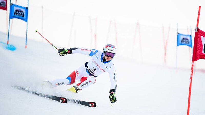 Ski alpin: deux slaloms parallèles se tiendront à Davos en janvier 2021