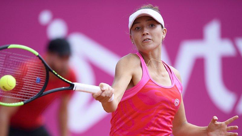 Tennis: Leonie Küng se qualifie pour les quarts de finale du tournoi de Hua Hin
