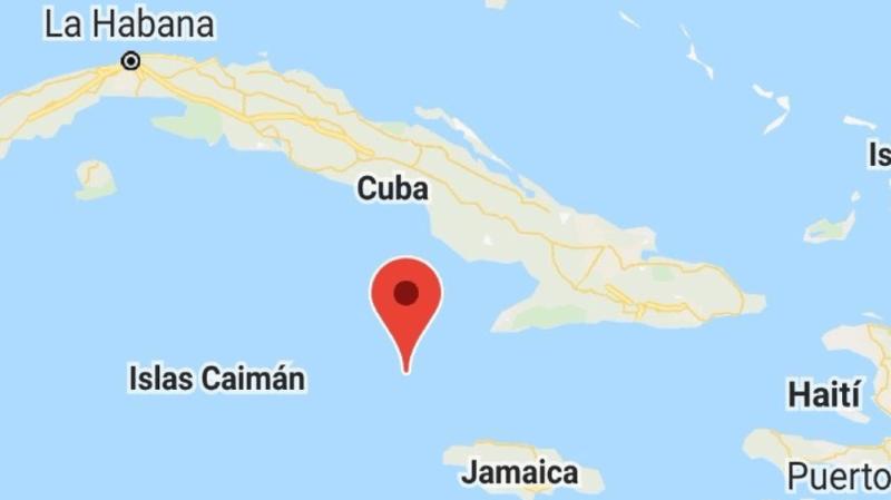 Un séisme de magnitude 7,7 a ébranlé  les Caraïbes entre Cuba et la Jamaïque.