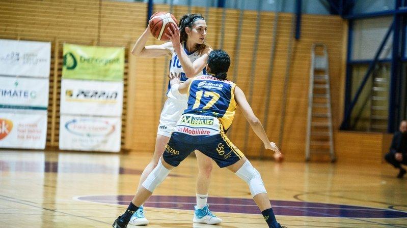 Nyon Basket Féminin: «Maintenant, on peut vraiment travailler»