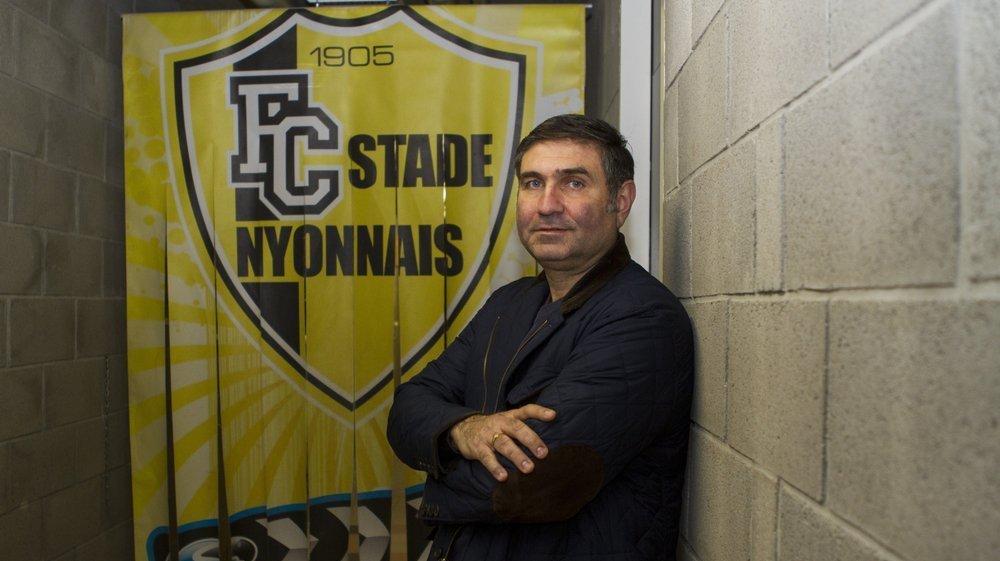 «Ricardo Dionisio a trahi le Stade Nyonnais»