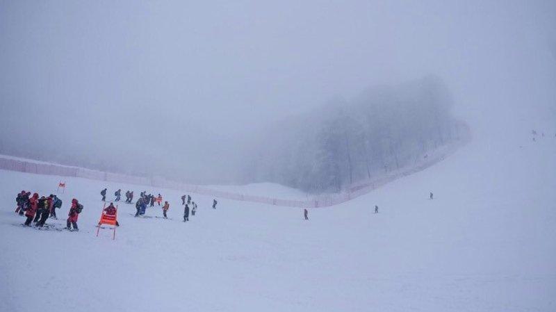 Ski alpin: entraînements de descente annulés à Rosa Khutor et à Garmisch