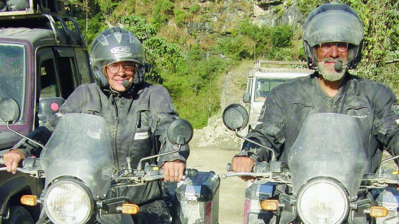 L'incroyable «road trip» d'un couple morgien entre l'Inde et le Népal