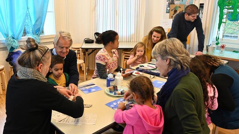 Nyon: des activités pour les seniors et leurs petits-enfants