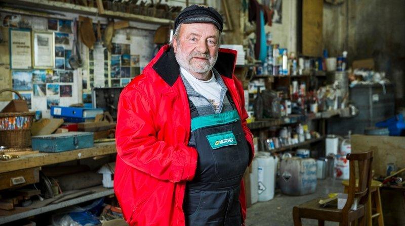 Nyon: le constructeur de bateaux Jean-Paul Sartorio a rejoint l'autre rive