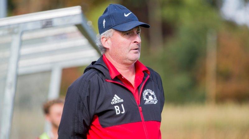 Blaise Joterrand, président du FC Saint-Sulpice, et son comité ont pris des sanctions à l'encontre de l'équipe IIA.