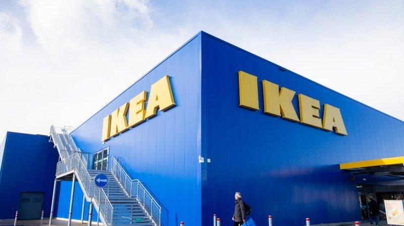 Aubonne: au cœur d'une polémique, Ikea défend son employée voilée
