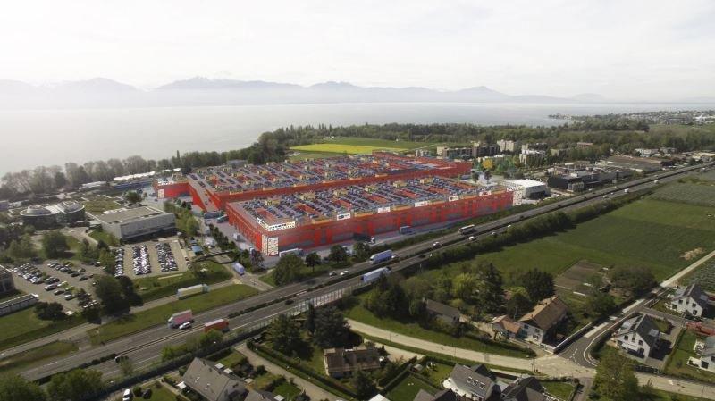 Quel avenir pour la zone industrielle de Tolochenaz?