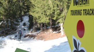 Boom de la randonnée à ski