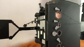 Le télescope suisse à rayons X STIX en route vers le soleil