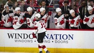 Hockey: deux buts et un assist pour Nico Hischier au All Star Game de NHL