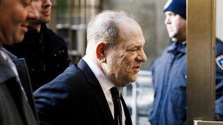 Agressions sexuelles: le procès Weinstein entre dans le vif du sujet