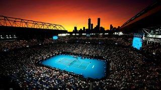 Tennis: les plus belles images de l'Open d'Australie 2020