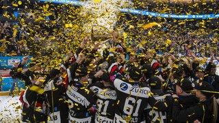 Hockey sur glace: le ''petit'' HC Ajoie bat le favori Davos en finale de la Coupe de Suisse