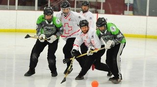 Les sports de glace à l'honneur sur la patinoire de Gland
