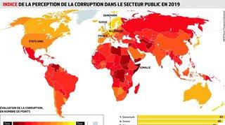 «Des cas de corruption aussi chez nous»