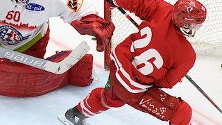 Hockey: Lausanne bat difficilement Rapperswil