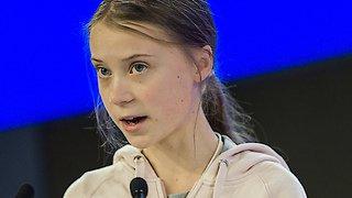 Les remarques américaines? «Elles ne me font aucun effet», répond Greta Thunberg