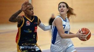 Un week-end à deux revers pour le Nyon Basket Féminin