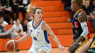 Troistorrents intouchable pour le Nyon Basket Féminin