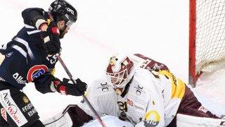Hockey: Fribourg Gottéron manque son affaire face à Genève-Servette, Berne respire