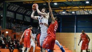Le BBC Nyon perd sur le fil contre Lugano