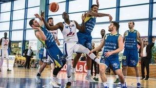 À l'énergie, le BBC Nyon renverse Starwings Basket