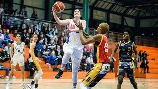Le Nyon Basket Féminin défait d'un rien contre Genève
