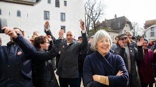 Deux Nyonnais sur trois soutiennent le projet urbanistique de la Suettaz
