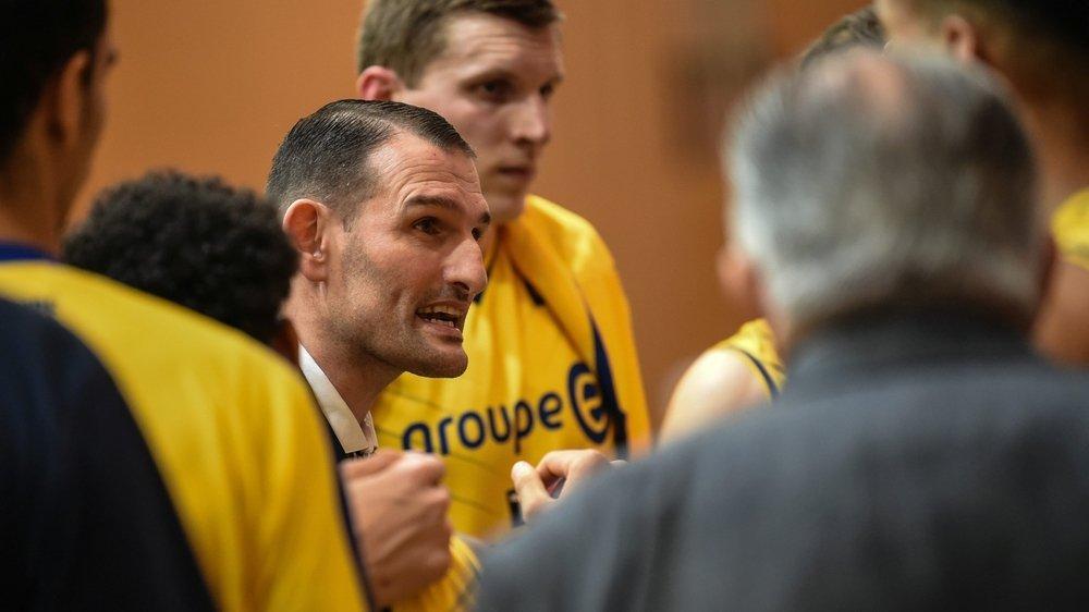 Mitar Trivunovic a fait cinq matches en tant que coach principal la saison dernièreaprès le départ de Niksa Bavcevic.