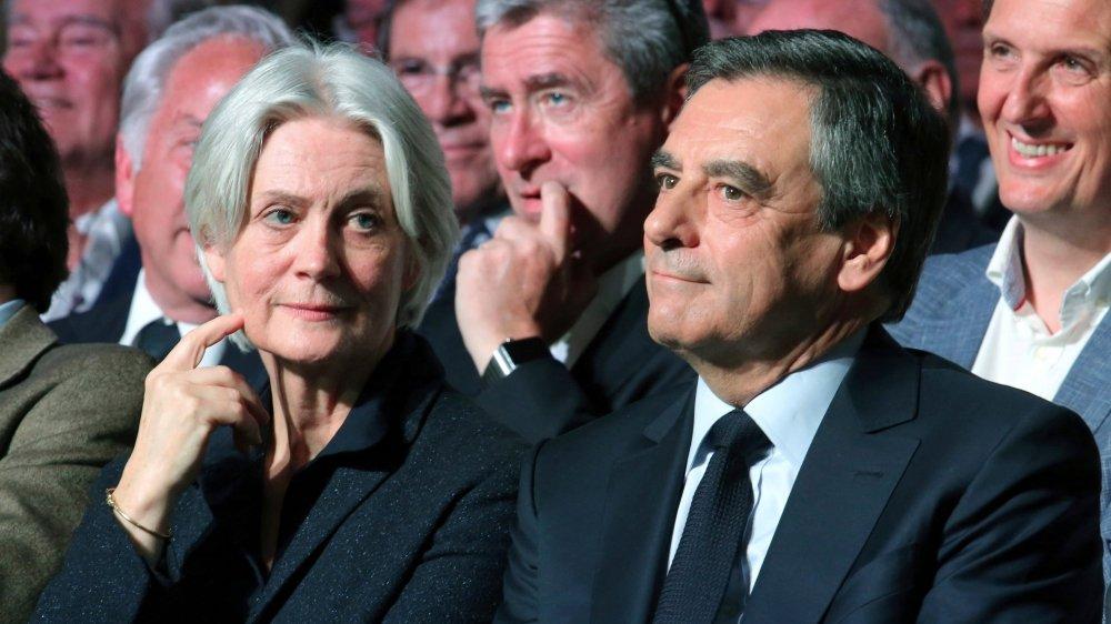 Le couple Fillon face à ses juges