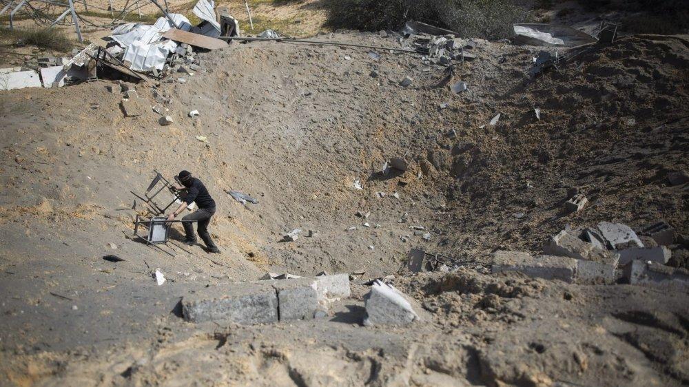 Les positions du Djihad islamique ont été ciblées par des tirs de roquettes dans la bande de Gaza.