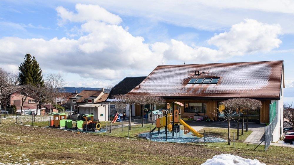 L'UAPE d'Arzier-Le Muids, Le Relais des Mômes, fait partie du Réseau d'accueil des Toblerones.