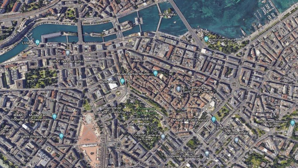 Et si le centre de Genève devenait piéton?