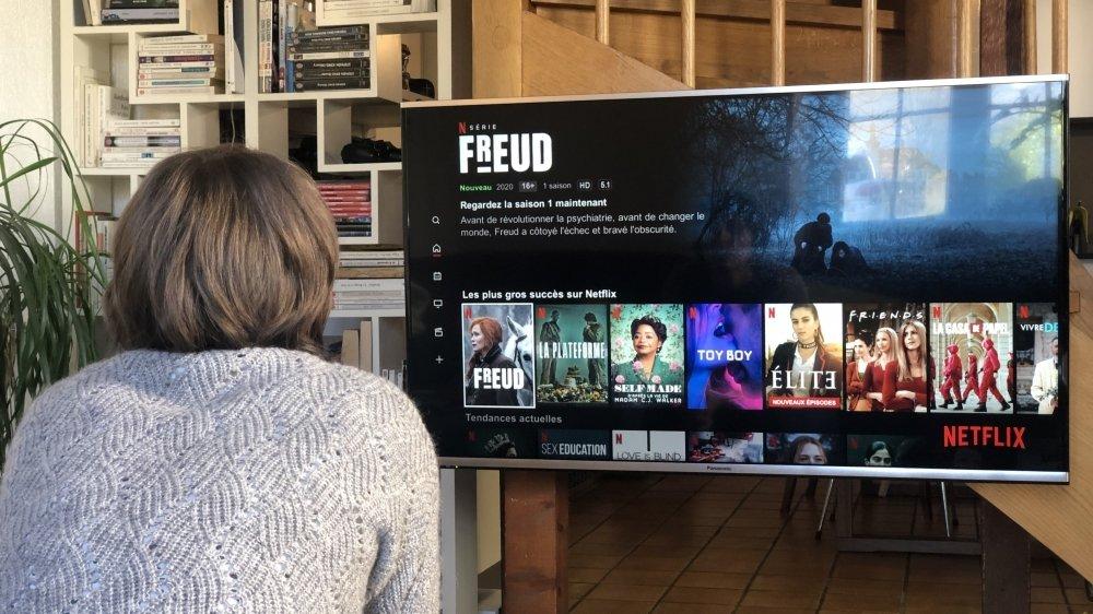 Fermeture des écoles et confinement au domicile: les plateformes de vidéo en streaming voient leur fréquentation prendre l'ascenseur.